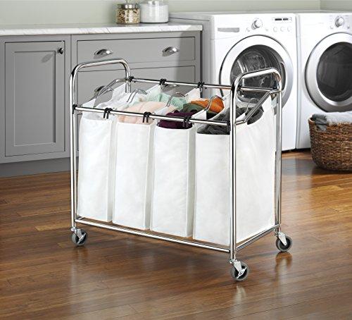 Whitmor-4-Section-Laundry-Bag-Sorter-Chrome-White-0-0