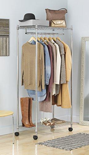 Whitmor-6058-90-Supreme-Garment-Rack-Chrome-0-1