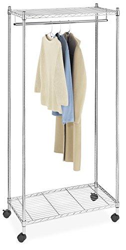 Whitmor-6058-90-Supreme-Garment-Rack-Chrome-0