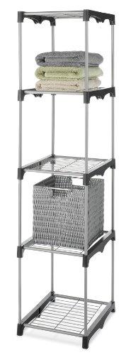 Whitmor-6779-4415-Closet-Organizer-Collection-5-Tier-Shelves-0