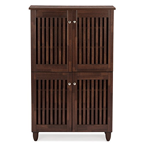 Wholesale-Interiors-Baxton-Studio-Fernanda-Modern-and-Contemporary-4-Door-Oak-Brown-Wooden-Entryway-Shoes-Storage-Tall-Cabinet-0-1