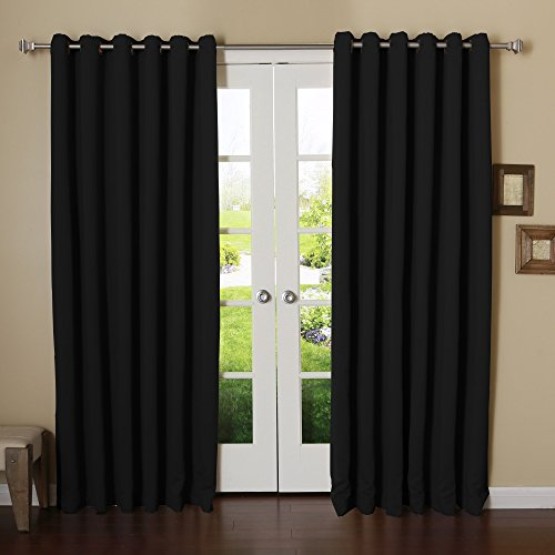 Wide-Width-Grommet-Top-Thermal-Blackout-Curtain-100W-X-84L-Panel-0-0