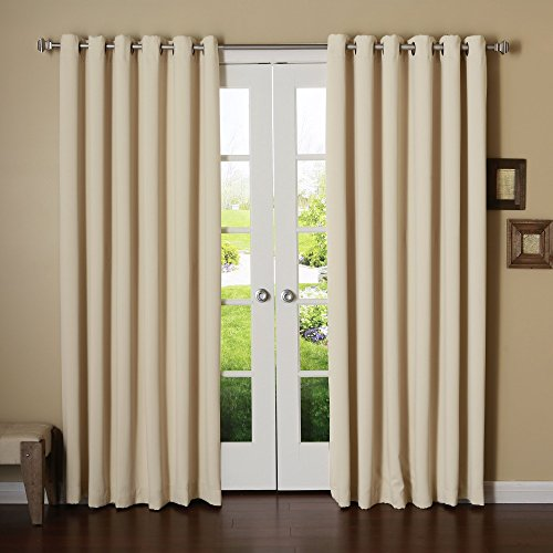 Wide-Width-Grommet-Top-Thermal-Blackout-Curtain-100W-X-84L-Panel-0