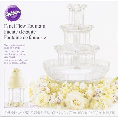 Wilton-306-1147-Fanci-Flow-Wedding-Cake-Fountain-0