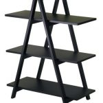 Winsome-Wood-3-Tier-A-Frame-Shelf-Black-0
