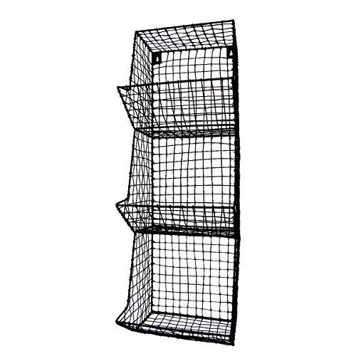 Wire-Wall-3-Storage-Bin-FruitVegetable-Basket-Primitive-Rustic-Farmhouse-Decor-0-1