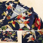 Womens-AutumnWinter-Pajamas-Sweet-Kimono-Pajamas-Cotton-and-Linen-Tracksuit-0-0