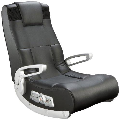 X-Rocker-5143601-II-Video-Gaming-Chair-Wireless-Black-0