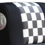 X-Rocker-5171101-Drift-Wireless-21-Sound-Gaming-Chair-BlackWhite-Checkered-Flag-0-1