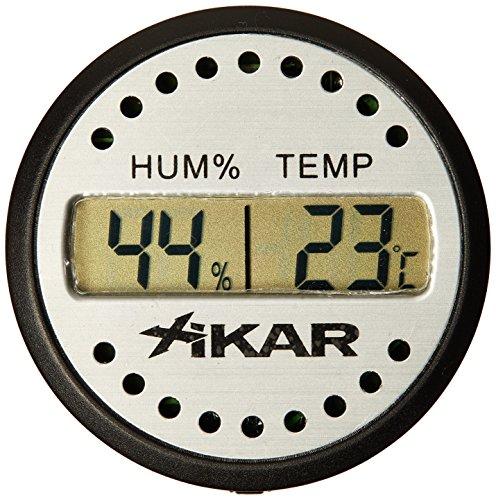 Xikar-Round-Digital-Hygrometer-0