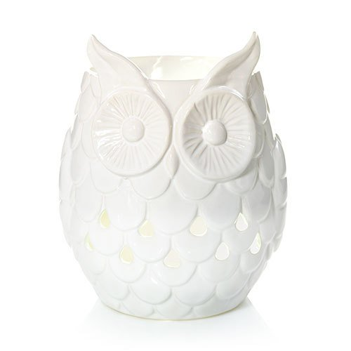 Yankee-Candle-Owl-with-Led-And-Timer-Scenterpiece-Easy-MeltCup-Warmer-0