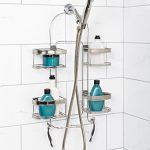 ZPC-Zenith-Products-Premium-Expandable-Shower-Caddy-for-Hand-Held-Shower-or-Tall-Bottles-0-1