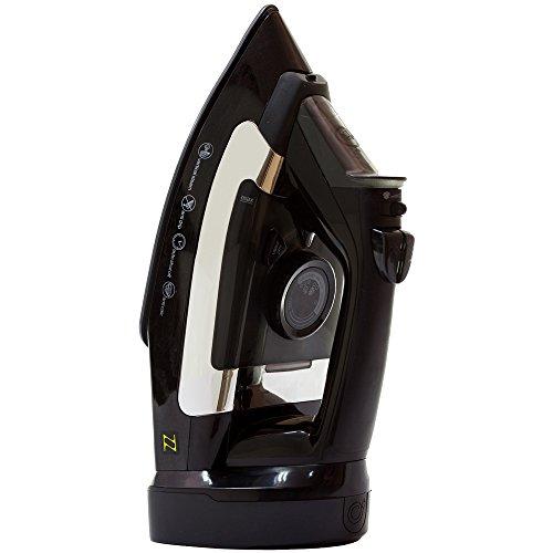 ZZ-ES2346RBG-Advantage-1400-Watt-Steam-Iron-with-Non-Stick-Ceramic-Soleplate-Black-0