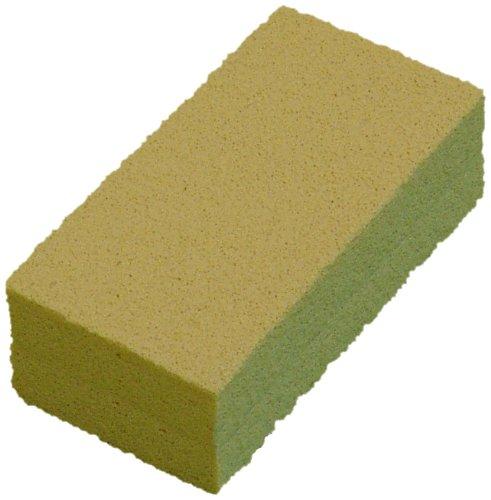 Zephyr-56136-Dover-Dry-Rubber-Smoke-Sponge-6-Length-x-1-34-Width-x-3-Height-Case-of-36-0