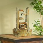Zigzag-Natural-Slate-Lighted-Table-Fountain-0-0