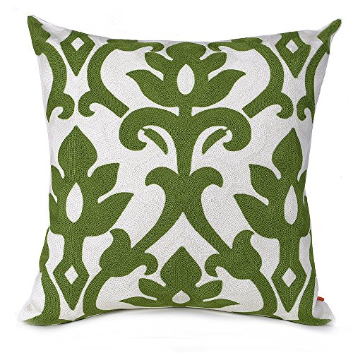 baibu-100-Cotton-Decor-Throw-Pillow-Case-Embroidery-Turquoise-Teal-Accent-Pattern-Cushion-Cover-0