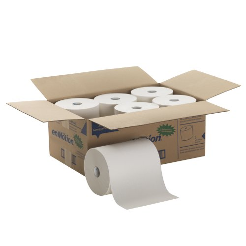 enMotion-894-90-800-Length-x-10-Width-White-High-Capacity-Roll-Towel-Case-of-6-0-1
