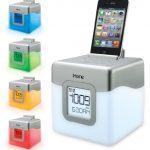 iHome-IHM28W2-Color-Changing-Alarm-Clock-FM-Radio-with-USB-Charging-0-1