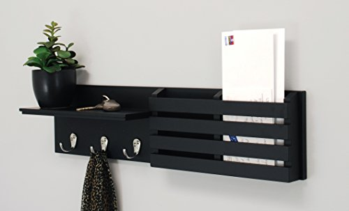 nexxt-Sydney-Wall-Shelf-and-Mail-Holder-with-3-Hooks-0