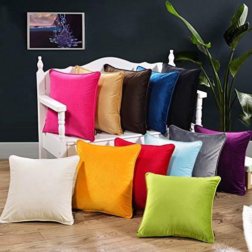 nioBomo-Super-Soft-Solid-Decorative-Throw-Pillow-Case-Cushion-Cover-18-X-18-0