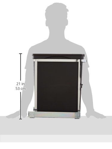simplehuman-Under-Counter-Pull-Out-Trash-Can-Commercial-Grade-30-L-8-Gal-0