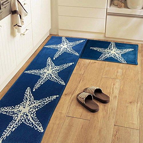 yazi-Non-Slip-Doormat-Kitchen-Rugs-Mediterranean-style-With-White-Starfish-157x236inch-157x453inch-Thanksgiving-Gift-0